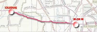 Busway Koridor 15 Rioap
