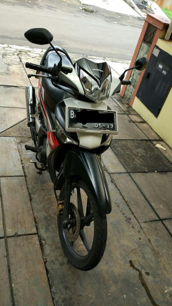 Dijual Supra X 125