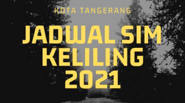 Sim Keliling Kota Tangerang